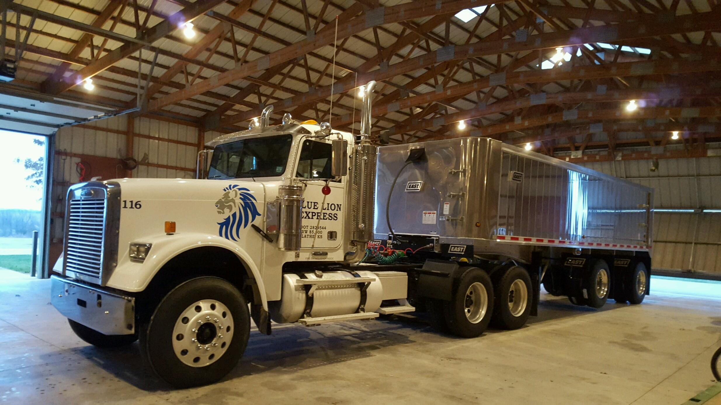 Dump Truck Companies Kansas City